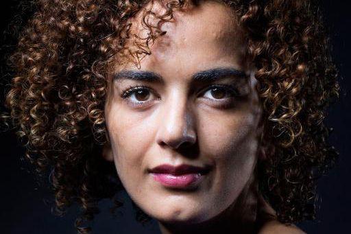 Leïla Slimani signe une enquête sur la vie... (photoJOEL SAGET, archives agence france-presse)