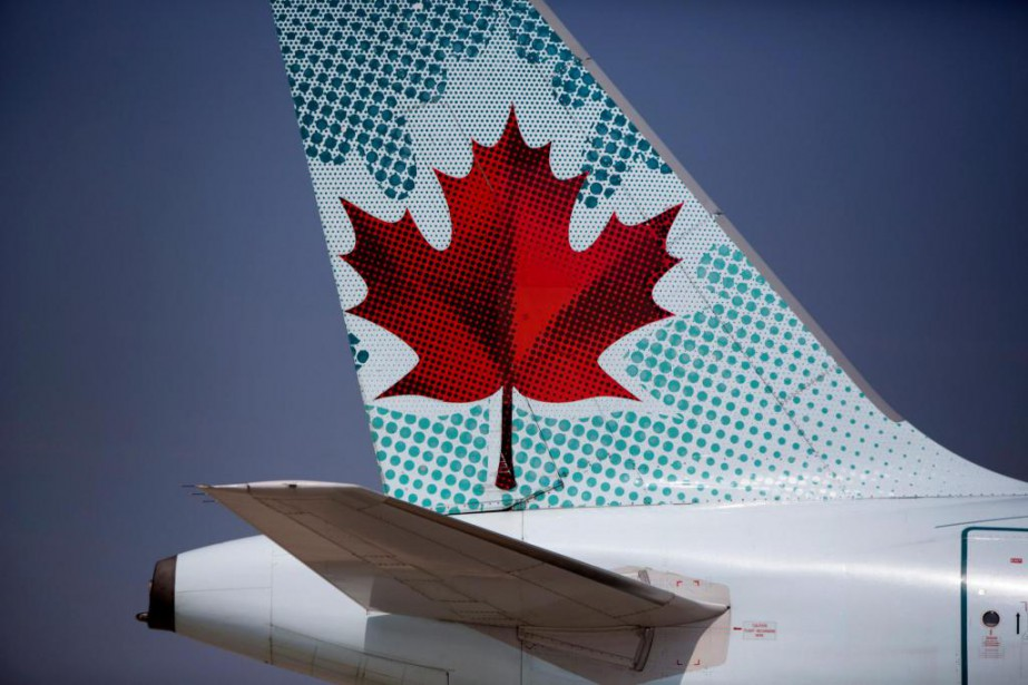 Air Canada est admissible à un investissement pouvant... (Photo Brent Lewin, archives Bloomberg)