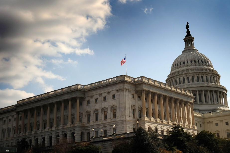 Le Capitole à Washington... (PHOTO ARCHIVES AGENCE FRANCE-PRESSE)