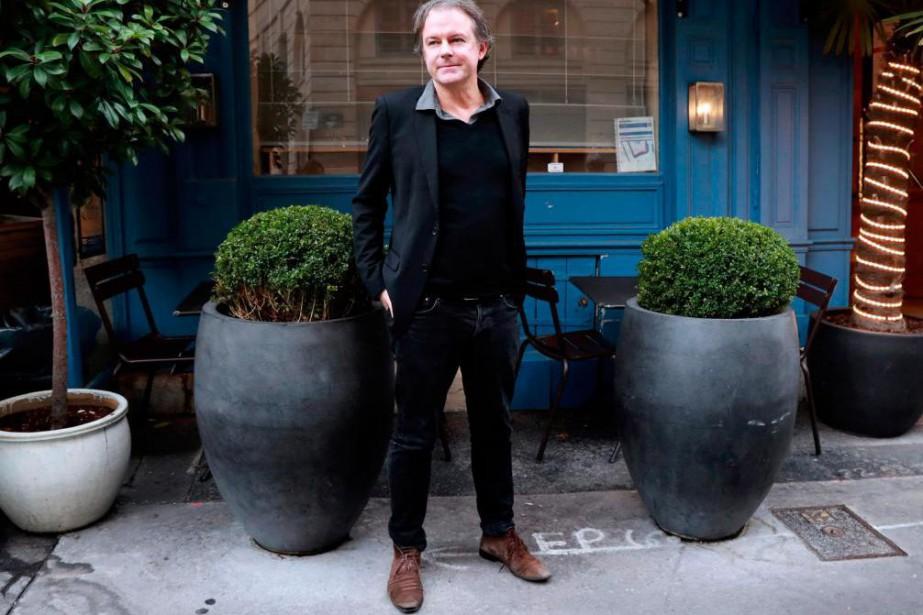 Le romancier Yannick Haenel... (Photo Jacques Demarthon, Agence France-Presse)