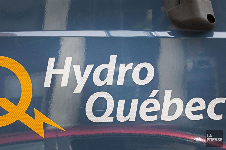 Le site d'Hyro-Québec faisait état de huit pannes... (PHOTO ANNE GAUTHIER, LA PRESSE)