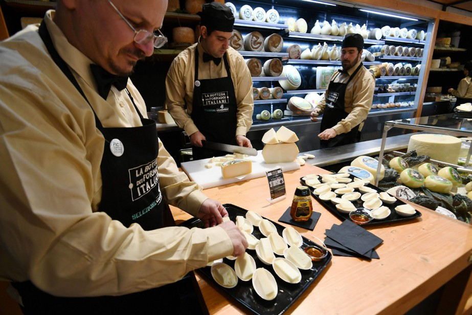 Fico-Eataly World a été imaginé par Oscar Farinetti,... (Photo AFP)