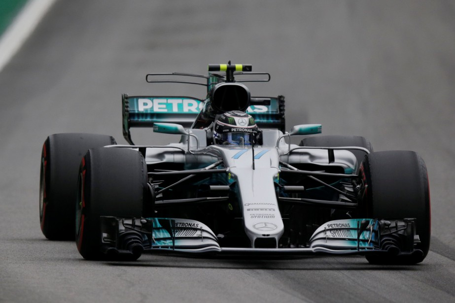 Valtteri Bottas partira premier dimanche lors du Grand... (Photo Ueslei Marcelino, REUTERS)