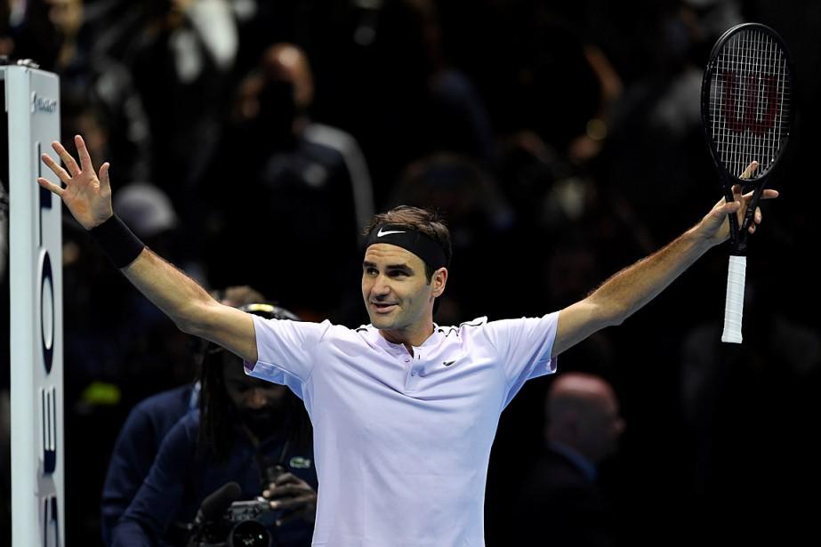 Roger Federer... (PHOTO TONY O'BRIEN, REUTERS)