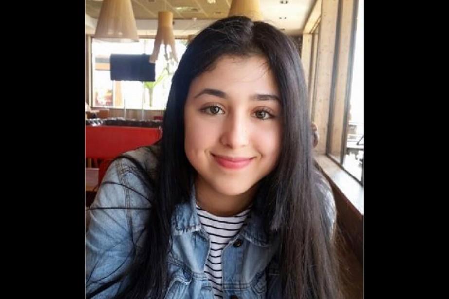 Aya Rbah... (PHOTO FOURNIE PAR LE SPVM)