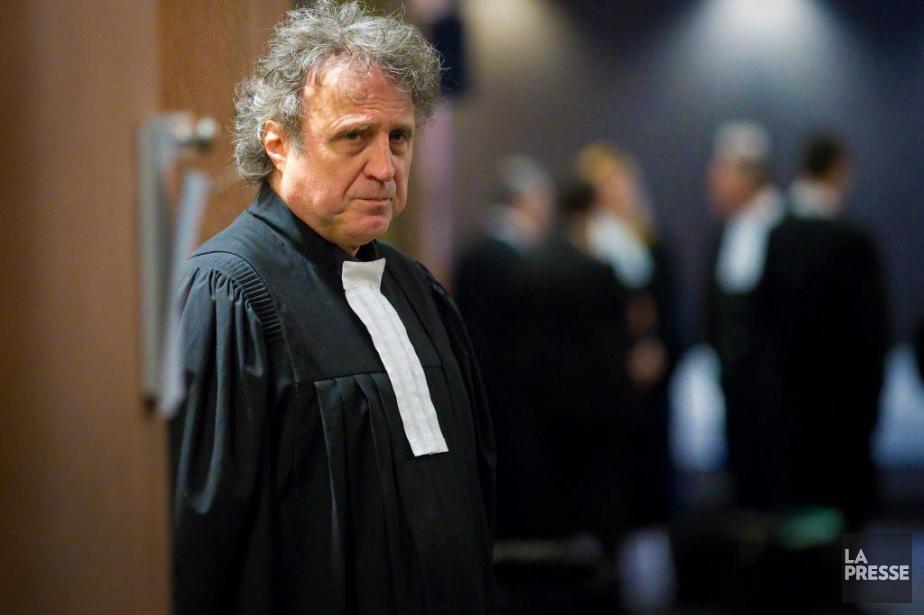 L'ancien criminaliste Loris Cavaliere, en avril 2014... (Photo André Pichette, archives La Presse)