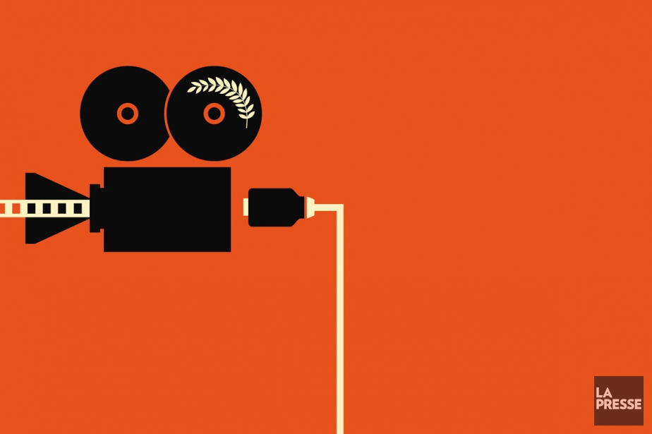 Même si le visionnement de films sur différentes... (Photomontage La Presse)