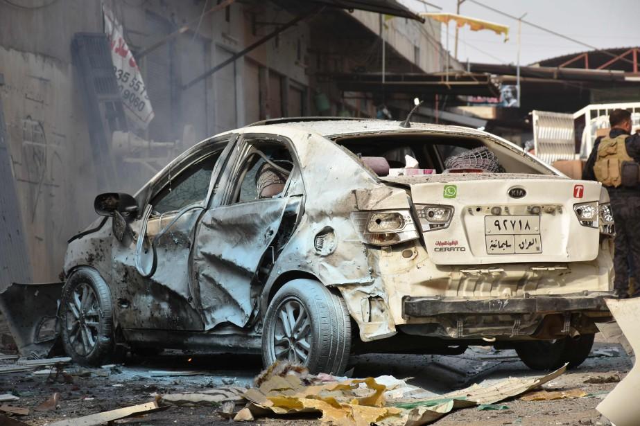 Les talibans ont multiplié les attaques contre les... (AFP)