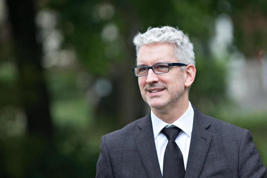 Jean-Martin Aussant, ancien député péquiste et ex-chef d'Option... (Photo Olivier Jean, Archives La Presse)