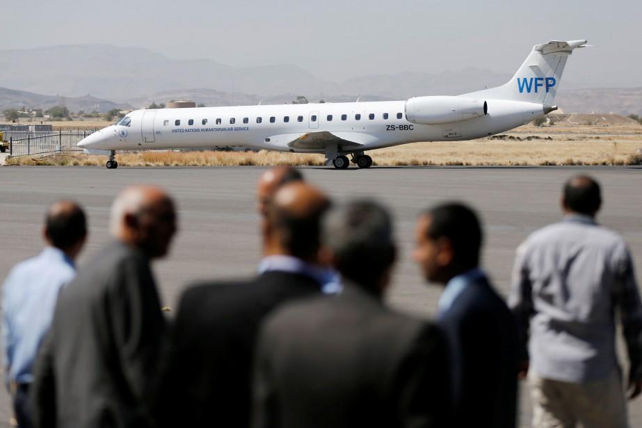 L'aéroport de Sanaa était déjà fermé aux vols... (REUTERS)