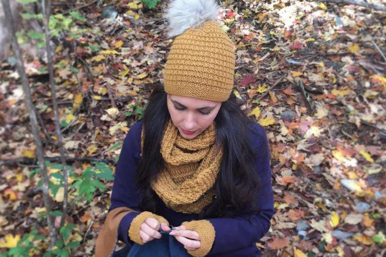 La laine procure une chaleur unique et fait... (PHOTO ARIANE SEIXAS, FOURNIE PAR LA MAISON TRICOTÉE)