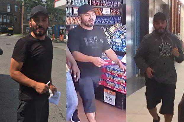 L'homme serait impliqué dans plusieurs fraudes à Montréal... (Photos fournies par le SPVM)