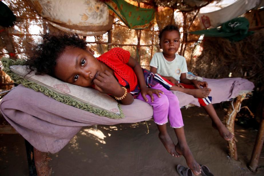 L'ONU a averti que sept millions de Yéménites... (REUTERS)