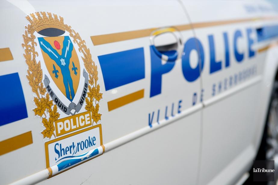 Le Service de police de... (Photo Jessica Garneau, Archives La Tribune)