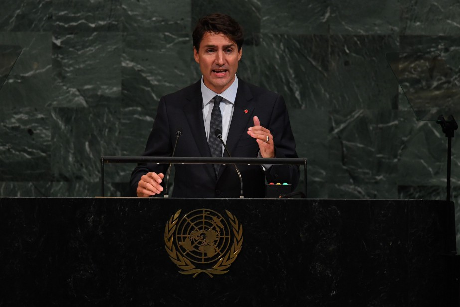 Justin Trudeau... (PHOTO TIMOTHY A. CLARY, ARCHIVES AGENCE FRANCE-PRESSE)