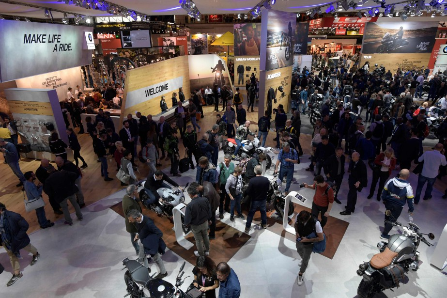 L'Esposizione Internationale del Ciclo e Motociclo  est un des salons de la moto les plus influents au monde. | 15 novembre 2017