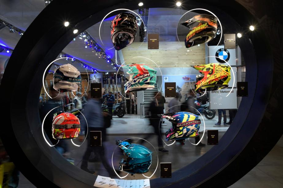 Le Salon de la moto EICMA de Milan donne une vision très complète de tous les produits qui seront offerts en 2018 sur le marché de la motocyclette et du scooter. | 15 novembre 2017