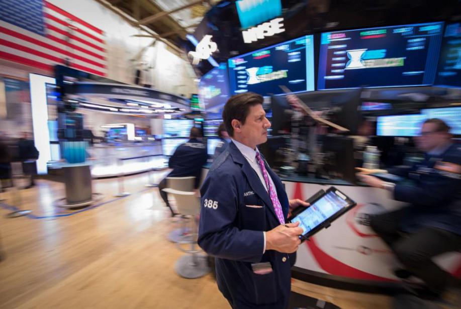 Les fonds négociés en Bourse sont devenus une... (PHOTO BRYAN R. SMITH, ARCHIVES AGENCE FRANCE-PRESSE)