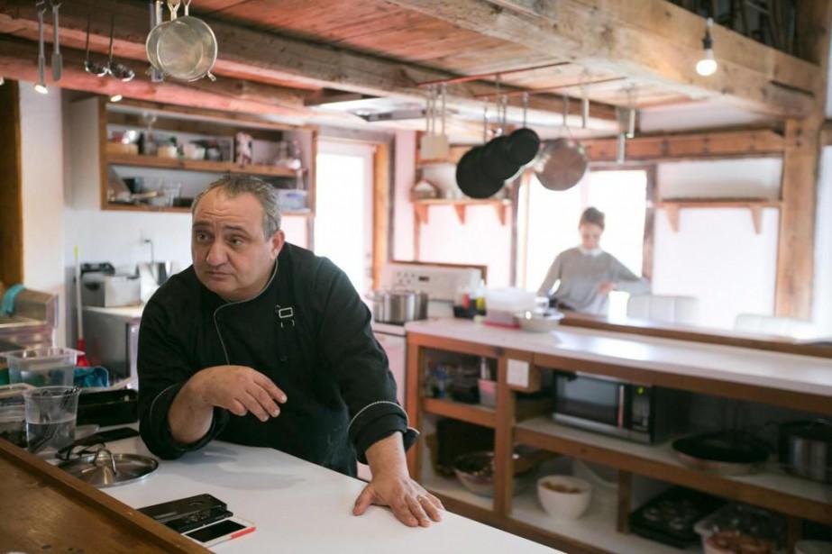 Giovanni Apollo s'est fait connaître par ses fréquentes... (Photo François Roy, La Presse)
