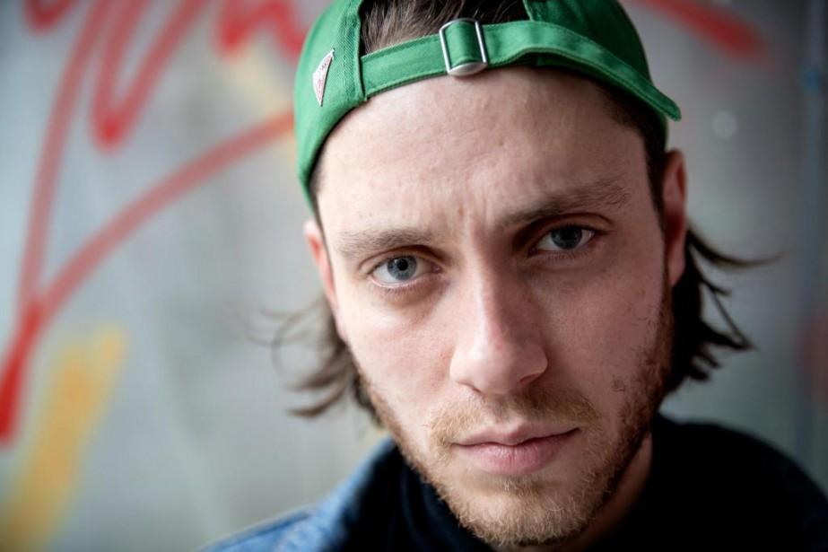 Le rappeur québécois Loud a obtenu plus de... (Photo MarcoCampanozzi, Archives La Presse)