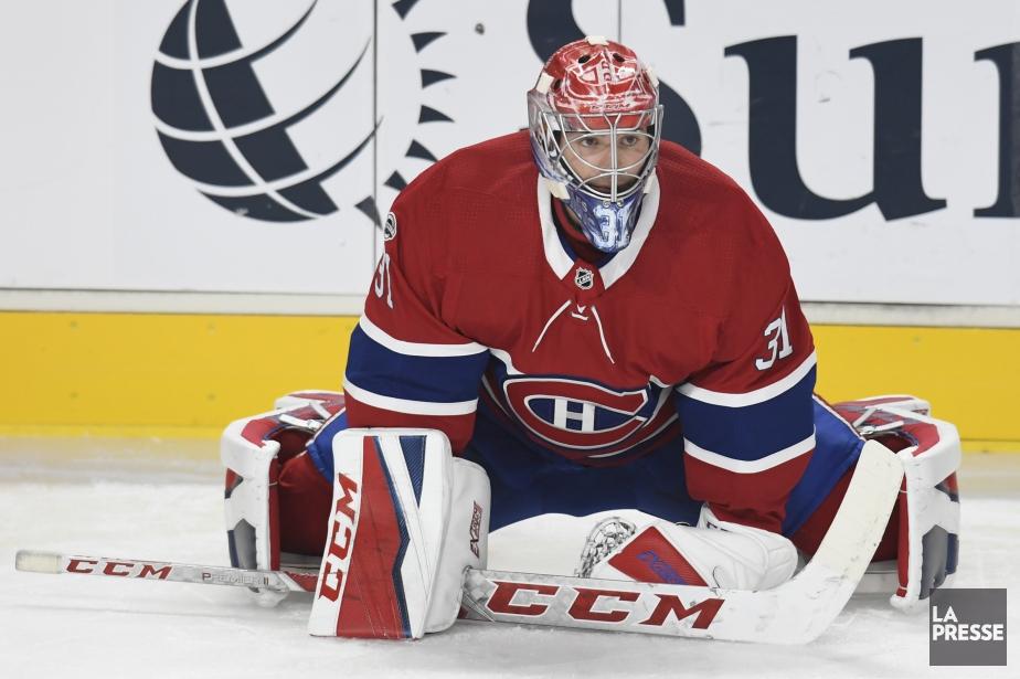 Carey Pricen'a pas joué depuis le 2 novembre... (Photo Bernard Brault, archives La Presse)