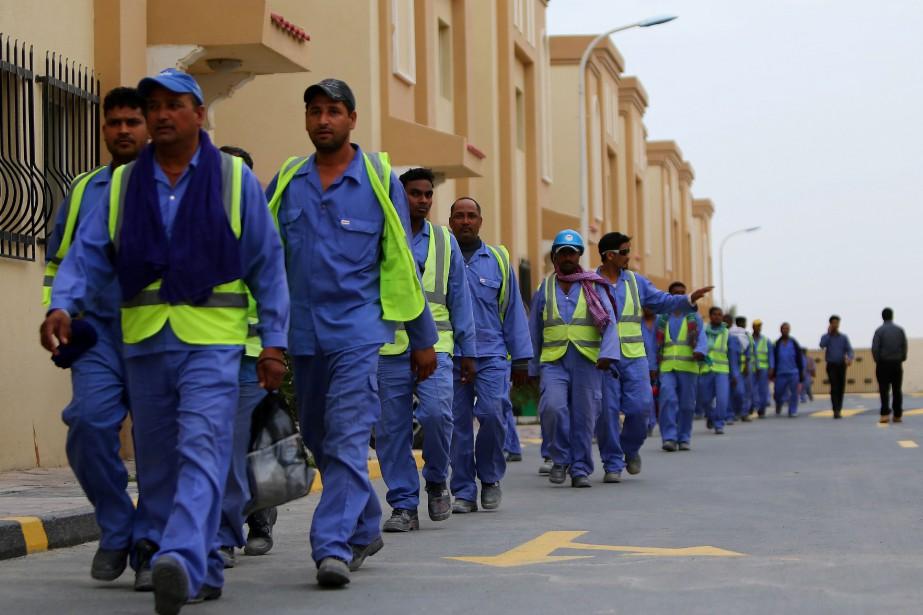 Le Qatar était sous le feu des critiques... (ARCHIVES REUTERS)