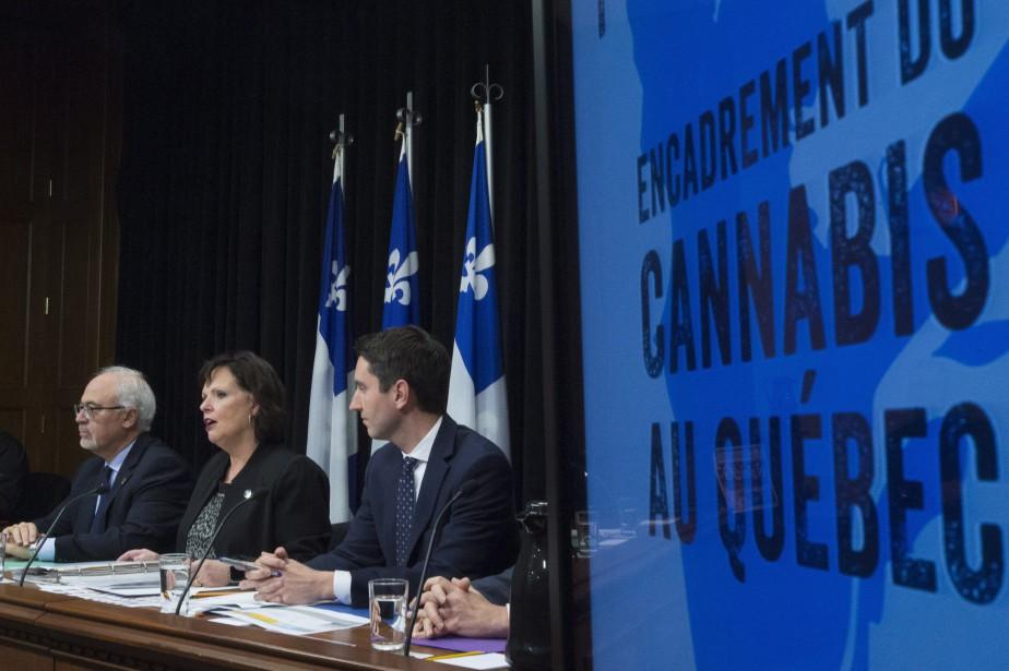 Le gouvernement du Québec évalue à près de... (PHOTO PC)