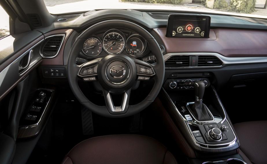 Mazda CX-9 | 16 novembre 2017