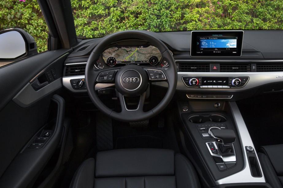 Audi A4 | 16 novembre 2017