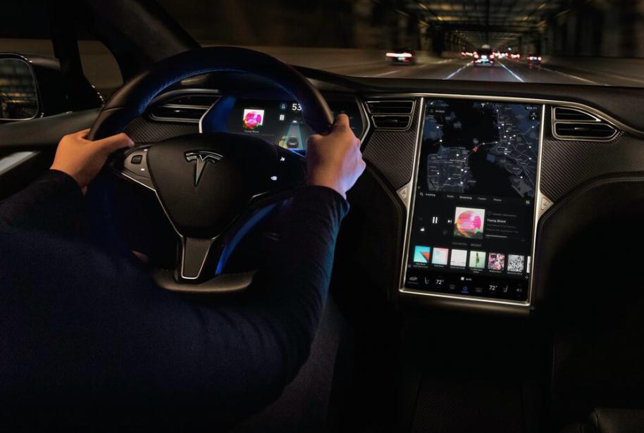 Tesla P85D | 16 novembre 2017