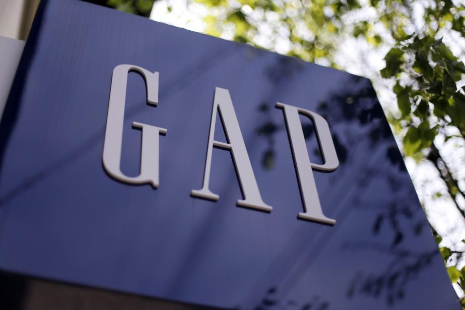 Gap, qui regroupe notamment les bannières Gap, Old... (PHOTO ARCHIVES AP)