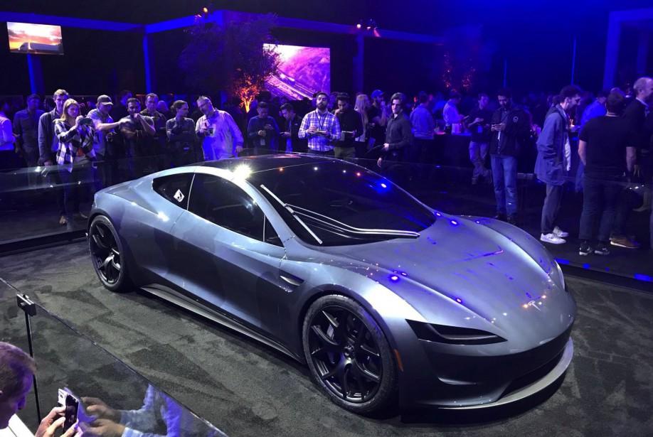 Le Roadster 2. | 17 novembre 2017