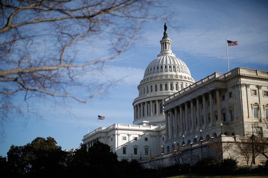 Pour la première fois, l'office spécialisé du Congrès... (PHOTO JASON REED, ARCHIVES REUTERS)