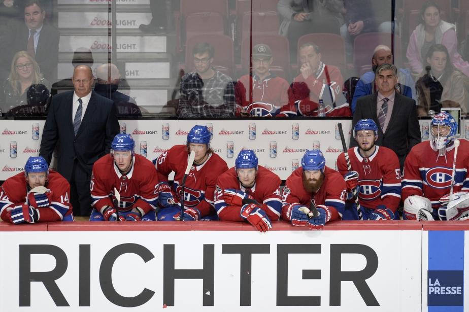 Le Canadien a subi une gênante défaite de... (Photo Bernard Brault, La Presse)