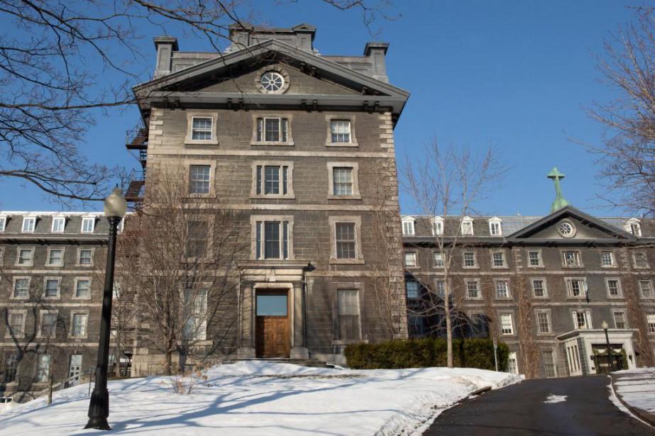 Le Grand Séminaire de Montréal... (Photo Robert Skinner, Archives La Presse)