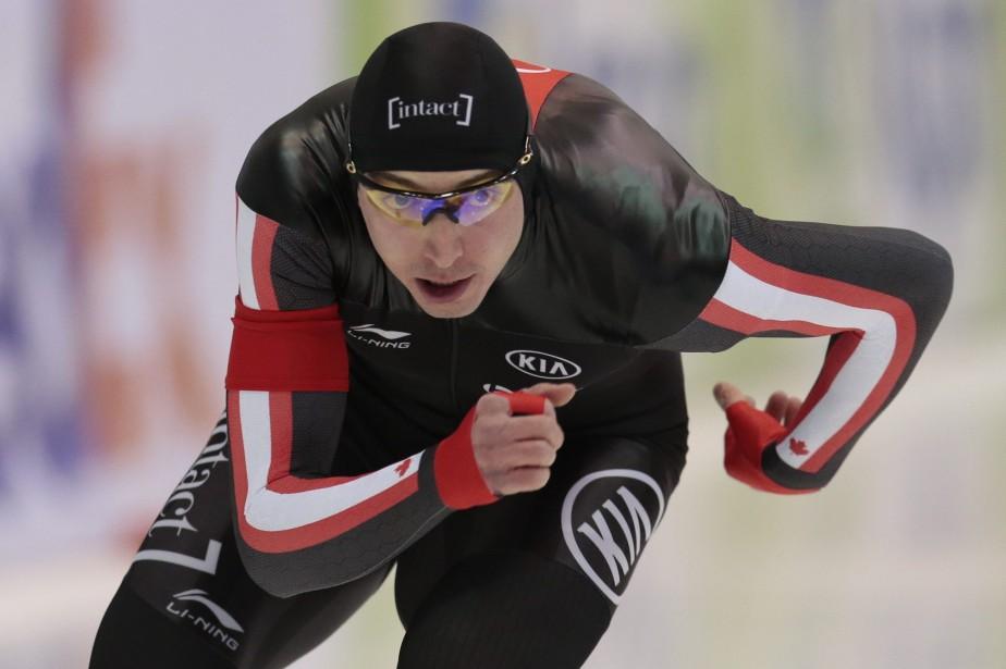 Alex Boisvert-Lacroix.... (Photo Ivan Sekretarev, AP)