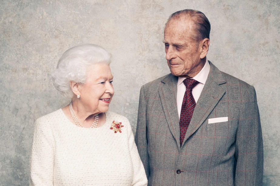 Âgé de 96 ans, le Prince Philip a... (Photo AFP)