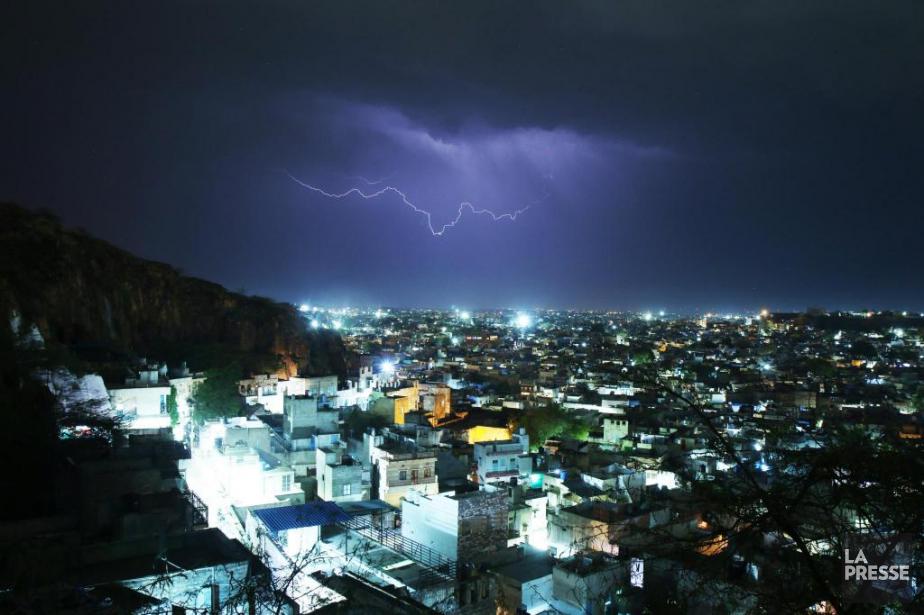Jodhpur a le pouvoir de vous faire rêver... (Photo Sylvain Sarrazin, La Presse)