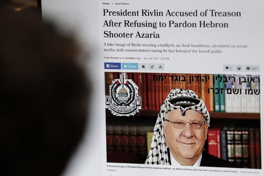 La police israélienne a indiqué lundi avoir ouvert... (AFP)