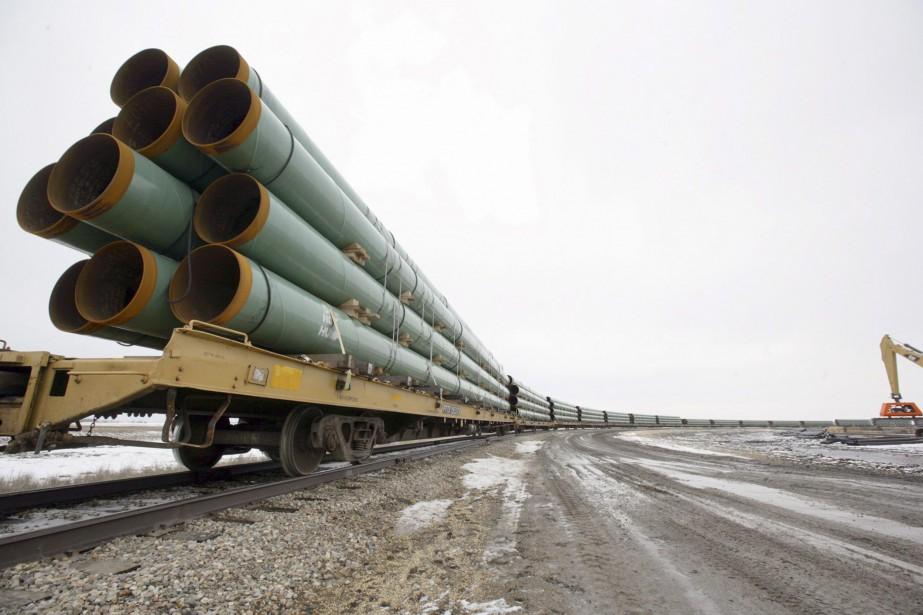 Le Nebraska a approuvé lundi le projet d'oléoduc... (Photo archives La Presse canadienne)