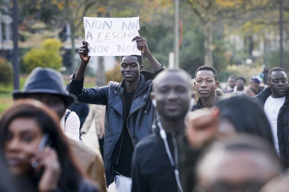 De plus en plus de manifestations s'organisent pour... (Photo AFP)
