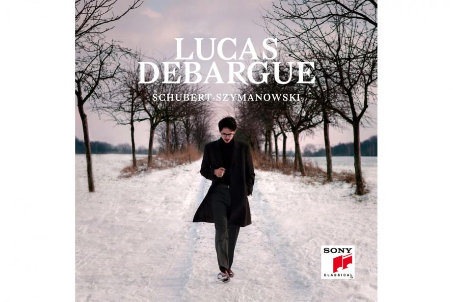 Schubert/Szymanowski,de Lucas Debargue... (Image fournie par Sony Classics)