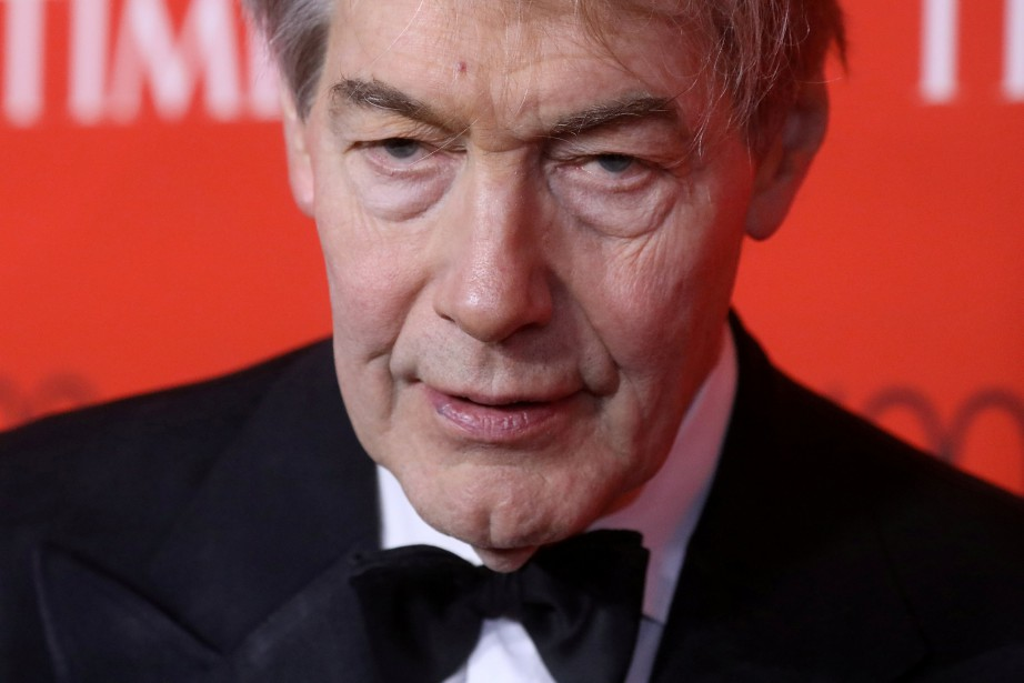 Charlie Rose... (ARCHIVES REUTERS)
