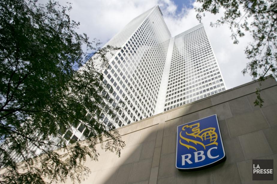 La Banque Royale est devenue mardi le... (PHOTO DAVID BOILY, ARCHIVES LA PRESSE)