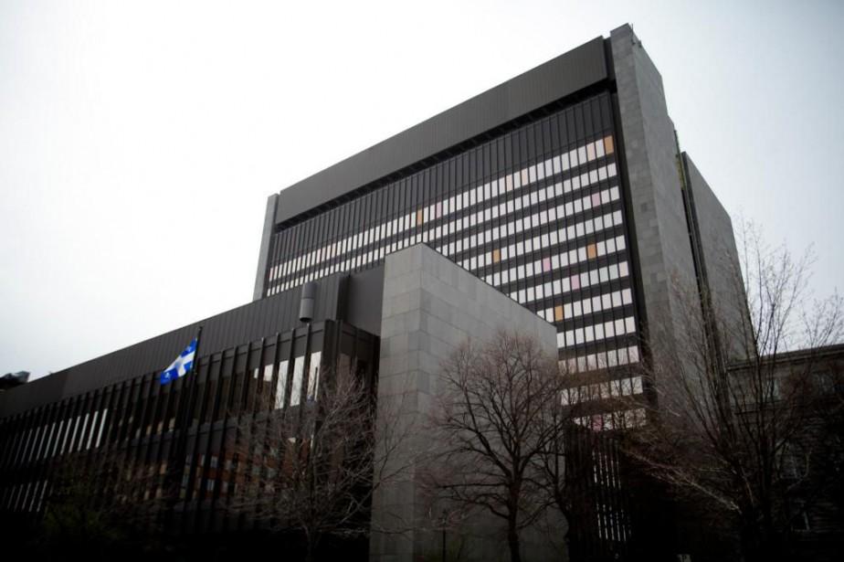 Le palais de justice de Montréal.... (Photo Sarah Mongeau-Birkett, Archives La Presse)
