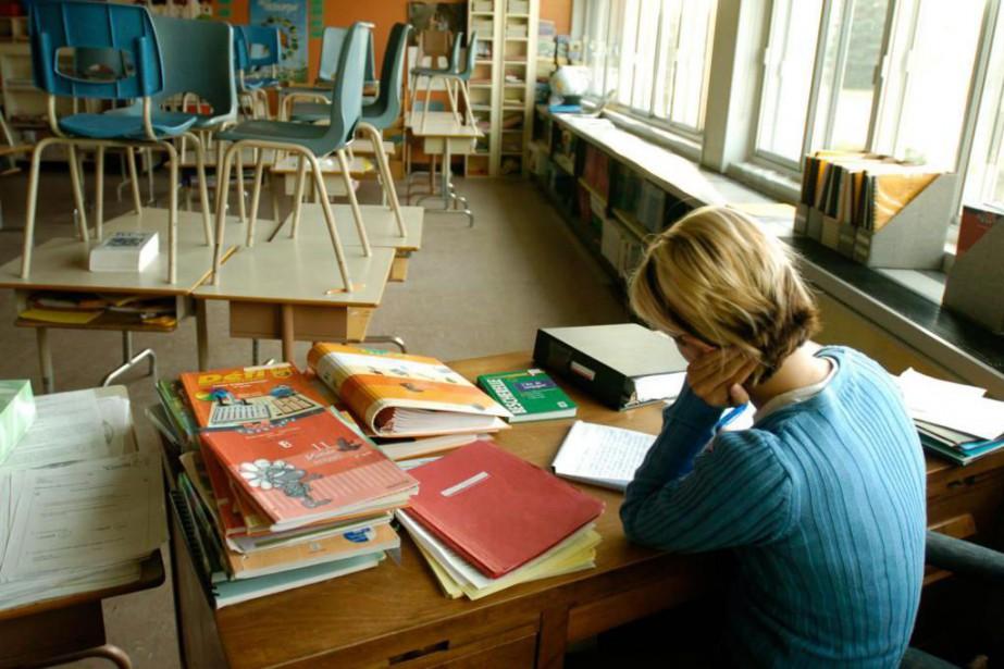 En 2010, une étude de l'École nationale d'administration... (PHOTO ALAIN ROBERGE, ARCHIVES LA PRESSE)