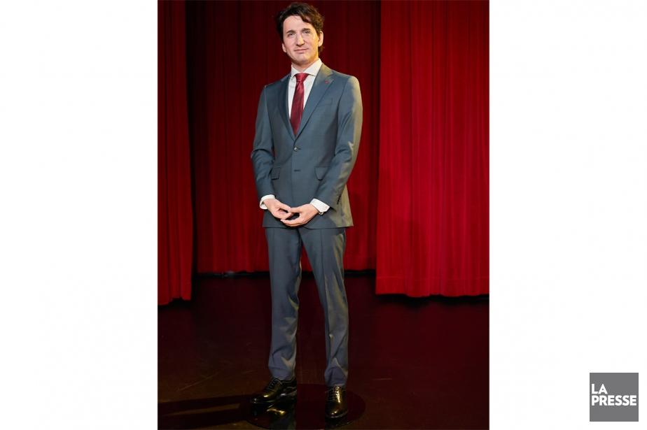 Le premier ministre Justin Trudeau a fait son... (Photo André Pichette, La Presse)