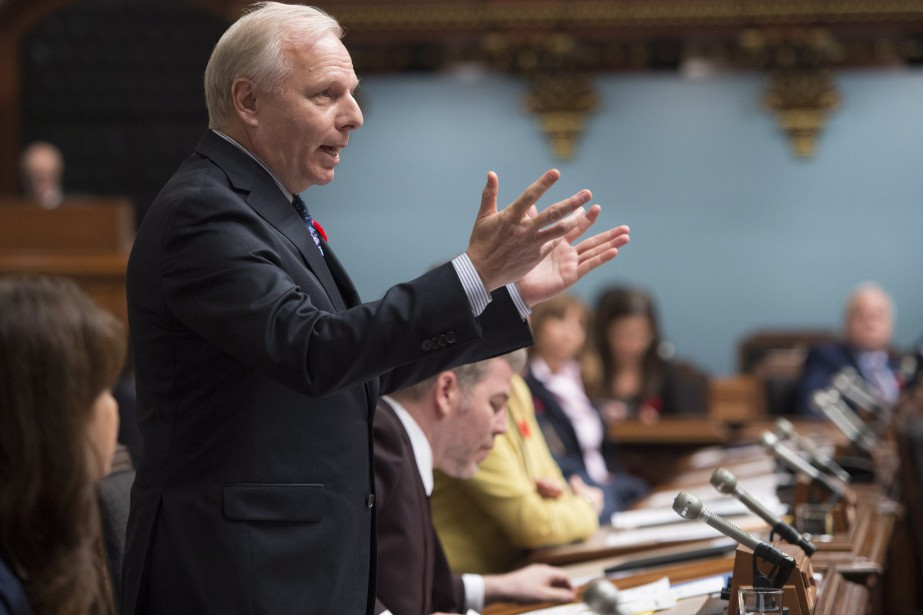 Jean-Francois Lisée... (PHOTO JACQUES BOISSINOT, ARCHIVES LA PRESSE CANADIENNE)
