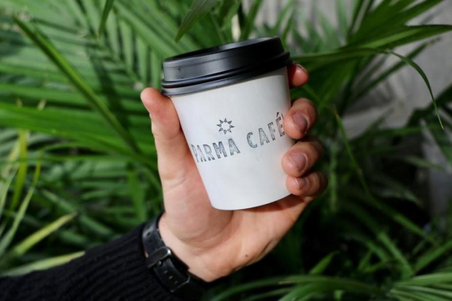 Les cafés seront à 1$ la semaine prochaine... (Photo fournie par Parma Café)