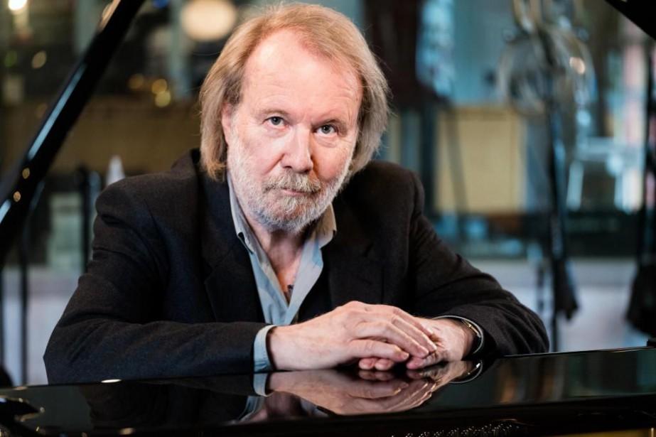 Benny Andersson, ancien membre du groupe ABBA, vient... (PhotoKnut Koivisto, fournie par Universal Music)